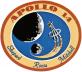 Apollo 14 insignia