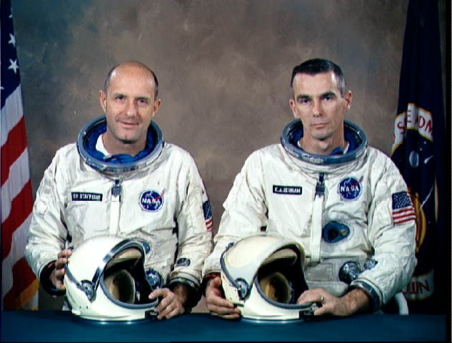 Tom Stafford, Gene Cernan