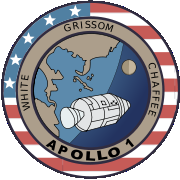 Apollo 1 - Misson insignia