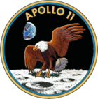 Apollo 11 - Misson insignia