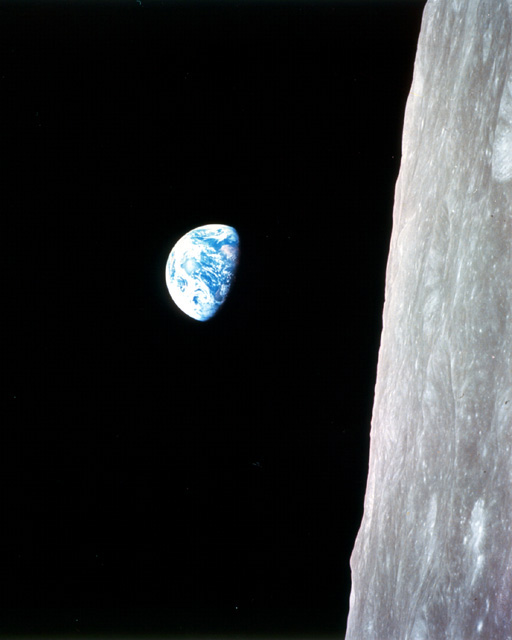 Apollo 8: Earthrise/Erdaufgang