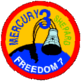 Mercury Redstone 3 - Freedom 7