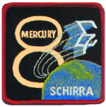 Mercury-Atlas 8, Sigma 7 mission patch